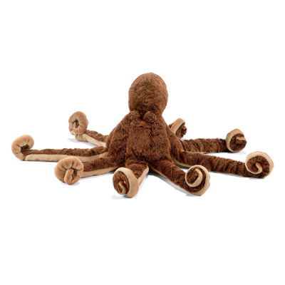 "Hansa Octopus 28"" Plush Toy"""