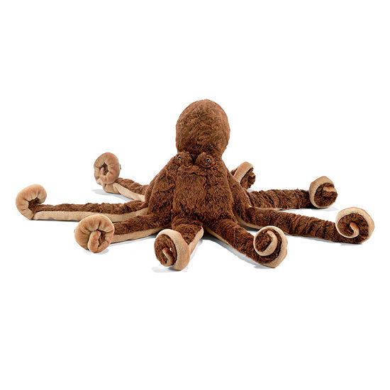 Hansa Plush Octopus: 28 Inches