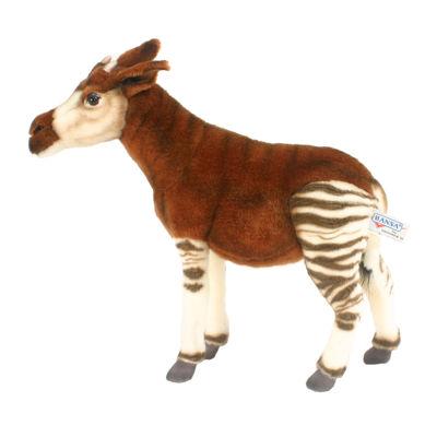 "Hansa Okapi 15"" Plush Toy"""