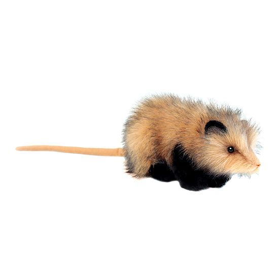 Hansa Plush Opossum: 12 Inches