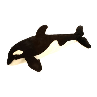 "Hansa Orca 21"" Plush Toy"""