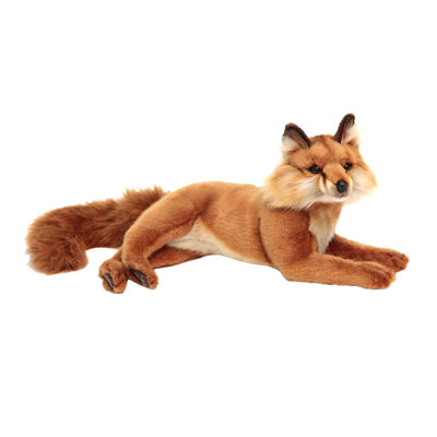 "Hansa Red Fox 15.5"" Plush Toy"""
