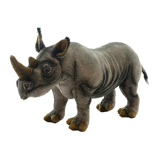 "Hansa Rhino 18"" Plush Toy"