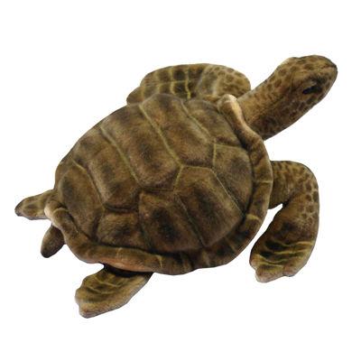 "Hansa Sea Tortoise 20"" Plush Toy"""