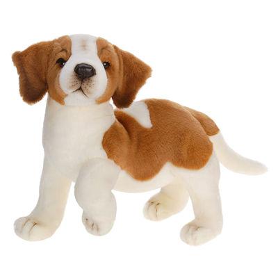 "Hansa St Bernard Puppy 14"" Plush Toy"""
