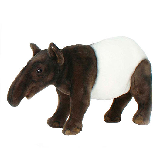 Hansa Plush Tapir: 14 Inches