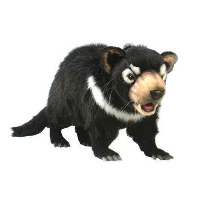 "Hansa Tasmanian Devil 24"" Plush Toy"""