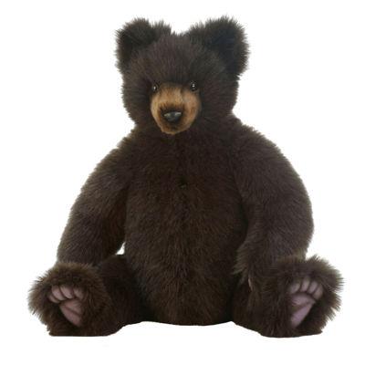 "Hansa Teddy Bear 18"" Plush Toy"""
