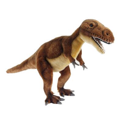 """Hansa T-Rex Dinosaur 26"""" Plush Toy"""""""