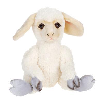 """Hansa Whimsey Series Lamb 13"""" Plush Toy"""""""