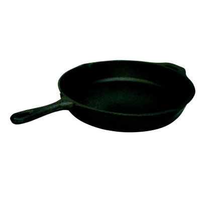 Stansport 13-Inch Cast Iron Fry Pan