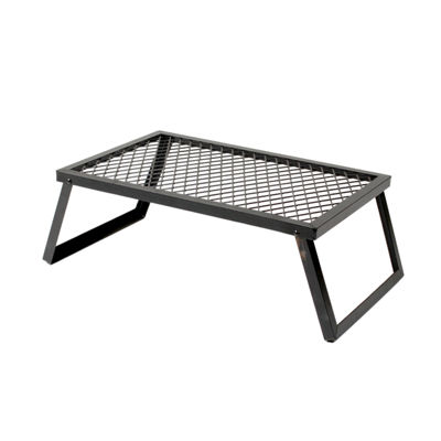 "Stansport Heavy Duty Steel Camp Grill - (24"" x 16"")"