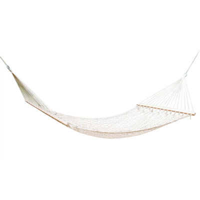 "Stansport Hanalei Cotton Hammock - Double - (78"" x 59"")"