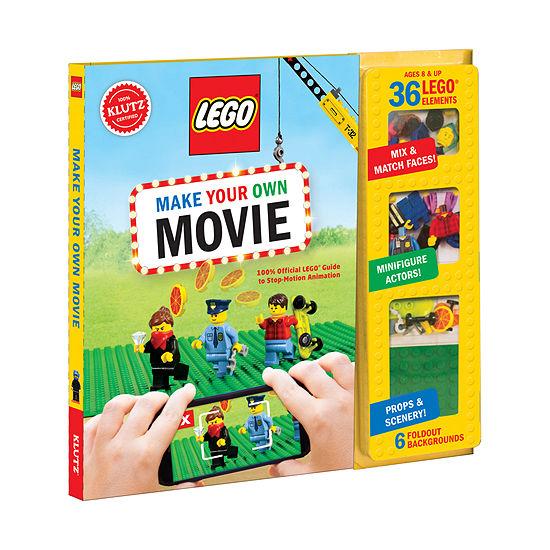 Klutz LEGO Make Your Own Movie
