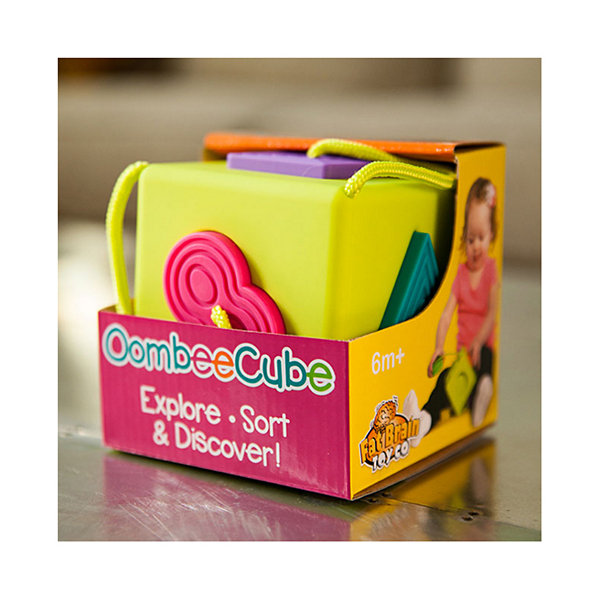 Fat Brain Toy Co. OombeeCube