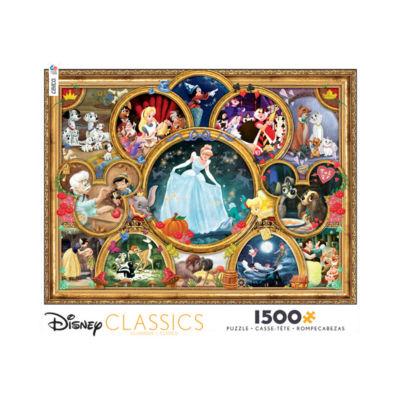 Ceaco Disney - Classic Collage: 1500 Pcs