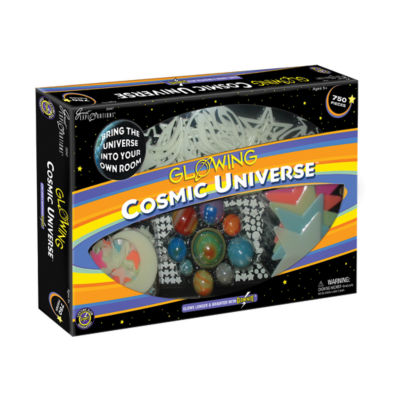 Great Explorations Glowing Cosmic Universe