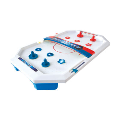 Game Zone Electronic Table-Top Air Hockey