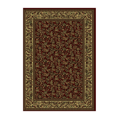 Castello Aimee Traditional Floral Area Rug