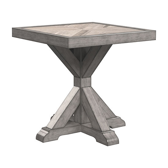 Outdoor by Ashley® Beachcroft Square Patio End Table