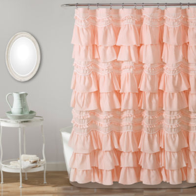 Lush Decor Kemmy Shower Curtain