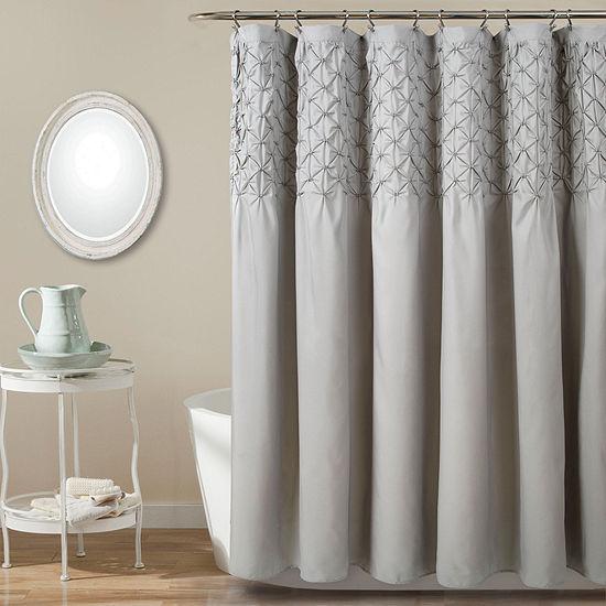 Lush Decor Bayview Shower Curtain