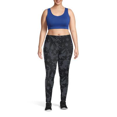 Champion Women's Mid Rise Print Legging - Plus