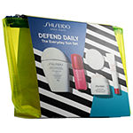 Shiseido Defend Daily: The Everyday Sunscreen Set