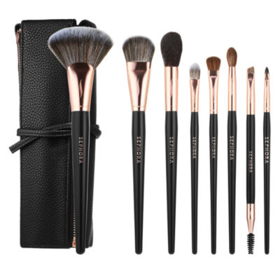 SEPHORA COLLECTION ROLL IT UP Brush Set