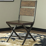 Signature Design by Ashley® Set of 2 Kavara Dining Side Chairs