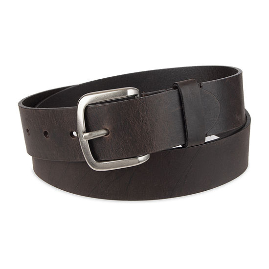 Dickies® Leather Casual Men's Belt