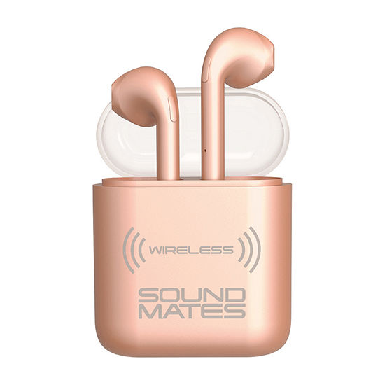 Tzumi SoundMates Earbuds with Wireless Charging