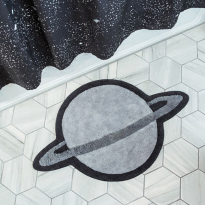 Frank And Lulu Planet Bath Mat