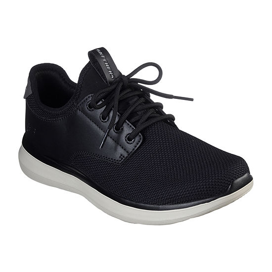 Skechers Mens Delson 2.0 - Weslo Oxford Shoes
