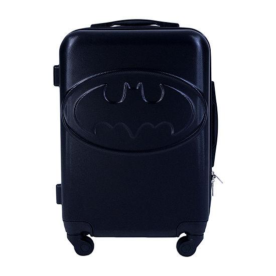 Batman 21 Inch Hardside Lightweight Luggage
