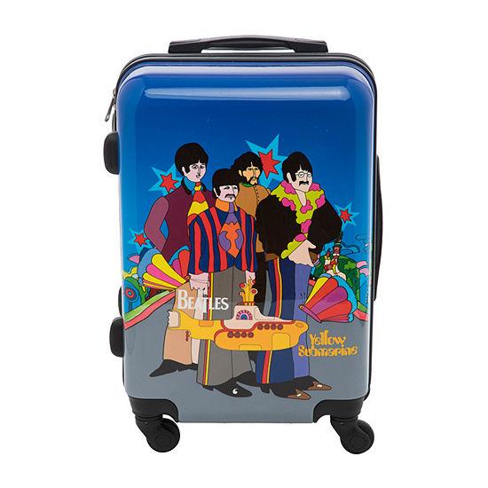 Beatles 21 Inch Hardside Lightweight Luggage