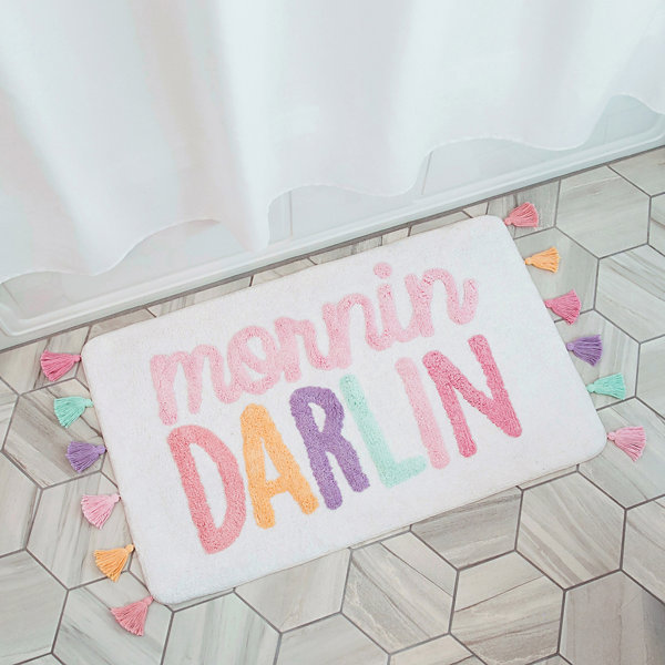 Frank And Lulu Mornin Darlin Bath Mat