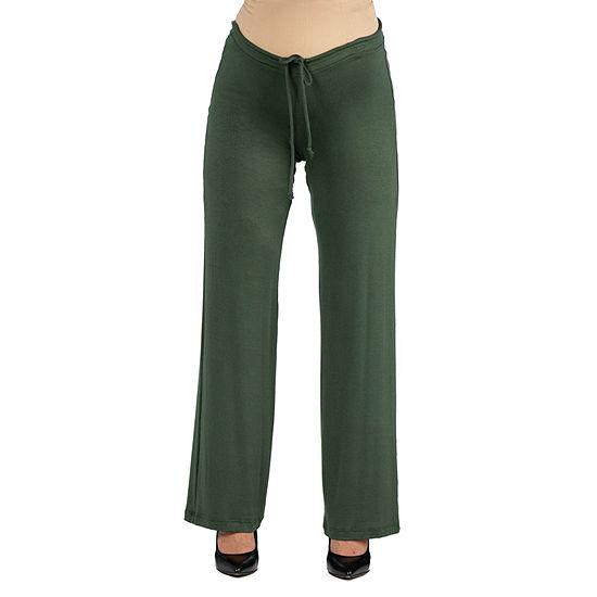 24/7 Comfort Apparel Comfortable Drawstring Lounge Pant