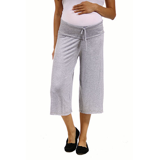 24/7 Comfort Apparel Loose Fit Straight Soft Drawstring Pant