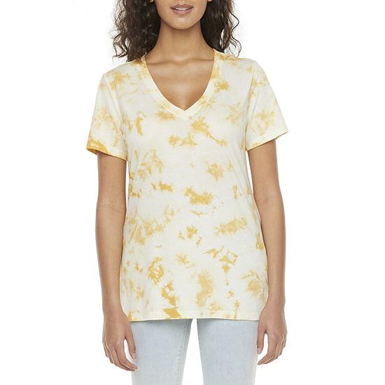 a.n.a Womens Short Sleeve T-Shirt