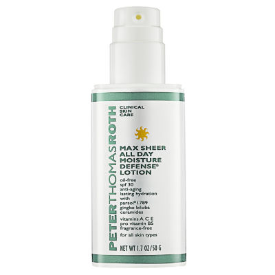 Peter Thomas Roth Max Sheer All Day Moisture Defense® Lotion With SPF 30