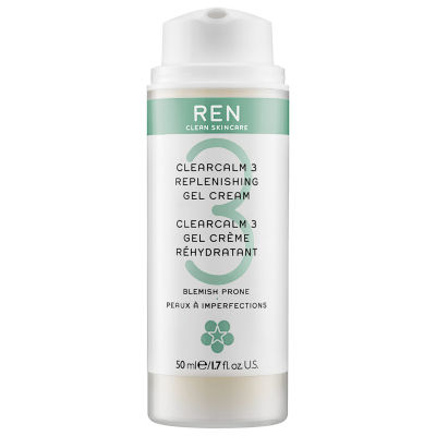REN Clearcalm 3 Replenishing Gel Cream