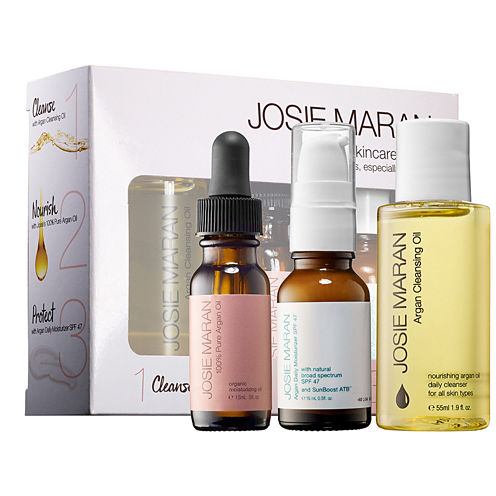 Josie Maran Argan Skincare Ritual Set