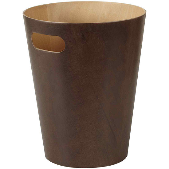 Umbra® Woodrow Trash Can