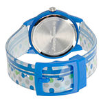 Red Balloon™ Boys' Blue Polka Dot Strap Watch