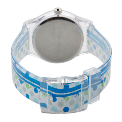 Red Balloon™ Boys Blue Dot Bracelet Watch