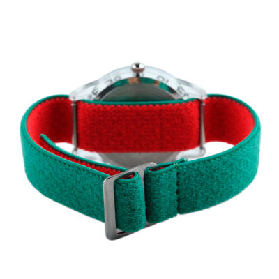Red Balloon™ Kids Green Nylon Strap Watch