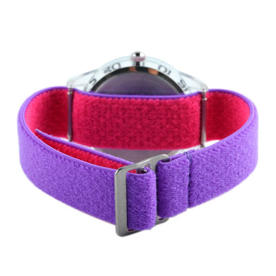 Red Balloon™ Kids Purple Nylon Strap Watch