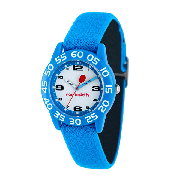 Red Balloon™ Kids Blue Nylon Strap Watch