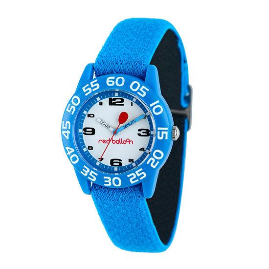 Red Balloon™ Kids Blue Nylon Strap Watch